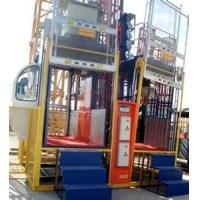 Wholesale customized Hydraulic building lift shaft construction elevator rack and pinion lifts from china suppliers