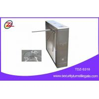 Wholesale Subway security tripod turnstile gate with fingerprint machine from china suppliers