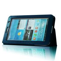 Wholesale Samsung Galaxy Tab 2 7.0  Folio Leather Case Cover  Lychee Grain from china suppliers