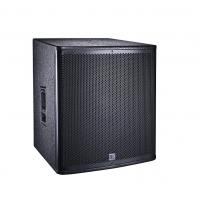 Wholesale Powered 18 Inch Subwoofer Active Sub - Bass System 600 Watt Woofer Speaker from china suppliers