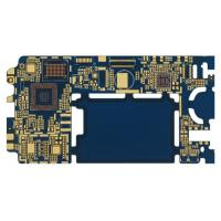 Wholesale Custom Blue Double Sided PCB Board Manufacturer Lead - Free Solder Mask TS16949 from china suppliers