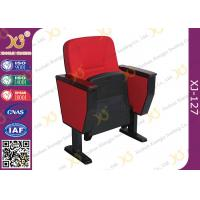 Wholesale Heavy Duty Stacking Church Hall Chairs With Back Bag And Tablet from china suppliers
