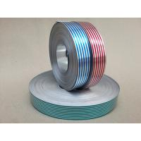 Wholesale printed aluminum strip for medical caps from china suppliers