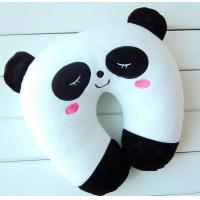 Wholesale Cartoon Animal Velboa U shaped Pillow Neck Protection Pillow Adults from china suppliers