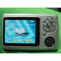 Wholesale 3.5 inch 2G - 4G flash Islamic holy Digital Quran Mp4 Translation player (colored screen) from china suppliers