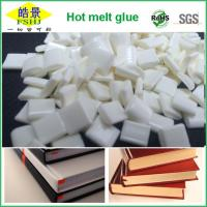 Wholesale Magazine / Notebook EVA White Hot Melt Adhesive 86 ± 5℃ Softening Point from china suppliers