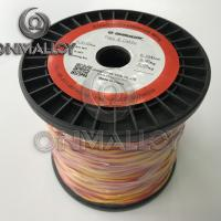Wholesale 0.81mm Type K Thermocouple wire with fiberglass insulated 600 degree from china suppliers