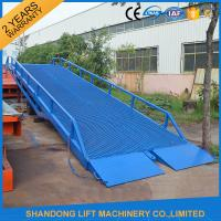 Wholesale Adjustable Loading Dock Ramp ,  Warehouse Container Loading Mobile Dock Ramp from china suppliers