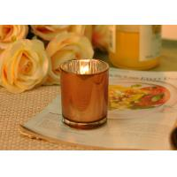 Wholesale Small Candle Jars Decorative Votive Candle Holders Wedding Decoration from china suppliers