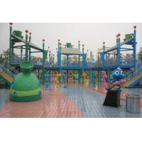 Wholesale 3 water bulkets Water Playground Equipments Water Pool toys from china suppliers