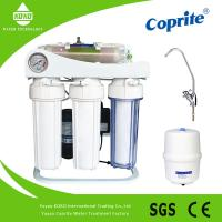 Wholesale 5 Stages Stand Osmosis Reverse Water Filter System With Oil Pressure Meter from china suppliers