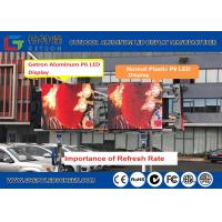 Wholesale High Brightness 7000CD Led Video Screen  Outdoor Smd Led Screen With Low Rate Of Dead Lamp from china suppliers