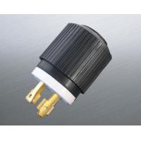 Wholesale 30A 125 / 250V Electrical  Power Looking Generator Plug Adapters RL-L14-30P from china suppliers