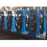Wholesale Carbon Steel ERW Pipe Mill Adjustable Pipe Size High Frequency Welding from china suppliers