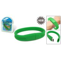 Wholesale Soft Silicon Colorful wristband usb drives with 512mb 1g 2g 4g 8g 16g from china suppliers
