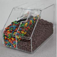 Wholesale Exquisite Custom Made Wholesale Eco-Friendly Clear Acrylic Candy Box from china suppliers
