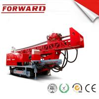 Wholesale 1500m Deep Hole Multifunction Hydraulic Water Well Drilling Equipment TDR-50 from china suppliers