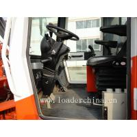 Wholesale wheel loader ZL12F with Grass Grapple from china suppliers