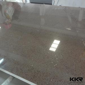 Quality Scratch Resistant Quartz stone Tile Pure White Quartz Stone Slab for sale
