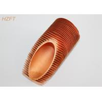 Wholesale Integrated Copper / Copper Nickel Heat Exchanger Fin Tube with High Thermal Conductivity from china suppliers