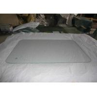 Wholesale Polished Edge Flat Tempered Glass Green High Safety , Custom Toughened  from china suppliers