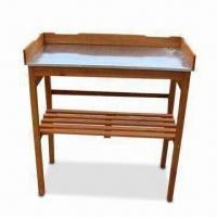 Wholesale Plant Stand, Wooden Plant Table, Various Sizes are Available, Measures 78 x 37 x 83cm from china suppliers