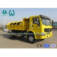 Wholesale High Performance Compactor Garbage Truck With Air Conditioner EURO II from china suppliers
