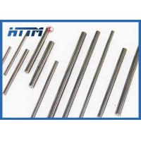 Wholesale Din Standard Cemented Carbide Rods / Tungsten Carbide Round Bar with one end chamfer from china suppliers