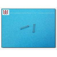 Wholesale Manufacturer supplied zinc plated steel coil spring for sanitary from china suppliers