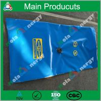 Wholesale Square type eco-friendly flexible durable movable strong plastic camping water bladder from china suppliers