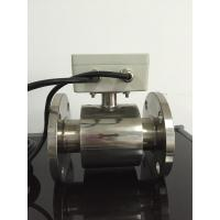 Wholesale SS304 Divided Type Magmeter Flow Meter with Stainless Steel Flange from china suppliers