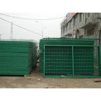 Wholesale weaving low carbon steel Wire Mesh Fence for seaport , garden , feeding from china suppliers