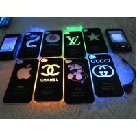 Wholesale For Apple iPhone 4 4S Flash light LCD LED Color Changed Case Cover  from china suppliers