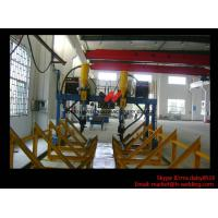 Wholesale Heavy Duty SAW H Beam Welding Machine LHA Gantry Type 5.5m Rail Span With Moving Trolley from china suppliers