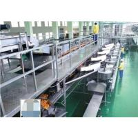 Wholesale Automatic Flavor Skimmed Yogurt Production Line , Milk Processing Plant 5000LPH from china suppliers