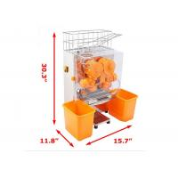 Wholesale Catering Commercial Orange Juice Squeezing Machine With Peeling Off from china suppliers
