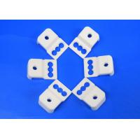Wholesale High Precision Stepped Zirconia Ceramic Components / Plate With Holes from china suppliers