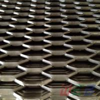 Quality bent expanded metal for sale