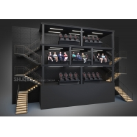 Buy cheap Happy Tour in 72 People Flying Theater with Dome Screen Dynamic Seats from wholesalers