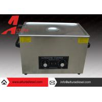 Wholesale Low Frequency Ultrasonic Wash Tank 20000ml 500 × 295 × 150mm from china suppliers