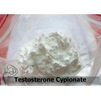 Wholesale Building Muscle Anti Estrogen Steroids Testosterone Cypionate / Test Cyp CAS 58-20-8 from china suppliers