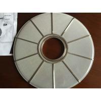 Wholesale Stainless Steel Filter Disc Multi-layers With SUS 316L Grade For Extrusion machine in PET Film application from china suppliers