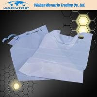 Quality Disposable Colorful Waterproof Patient Towel Dental Apron Dental Bib for sale