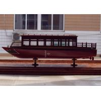 Wholesale Wupeng Boat  Handcrafted Ship Models With Single Piece Assembly from china suppliers
