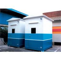 Buy cheap Modified Prefabricated Steel Framed Homes with Electrical Circuit from wholesalers