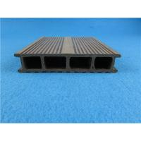 Wholesale 2900mm Wood Plastic Composite WPC Decking With Square Hollow ISO SGS from china suppliers