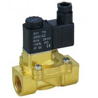 "Wholesale Compressed Air Pilot Diaphragm Medium Pressure Valve Low Power 1/8"" ~ 1"" from china suppliers"