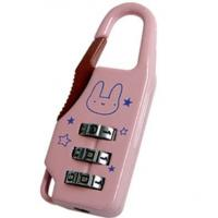 Wholesale 3 Digit Luggage Lock/travel Bag Combination Lock from china suppliers