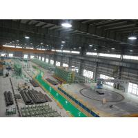 Wholesale Fabrication Serpentine Tube Production Line , Tube Prefabrication Line from china suppliers