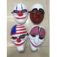 Wholesale Full Face Halloween Makeup Party Mask Scary Ghosts Masquerade Mask from china suppliers